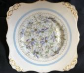 Tuscan china serving / cake/ sandwich plate